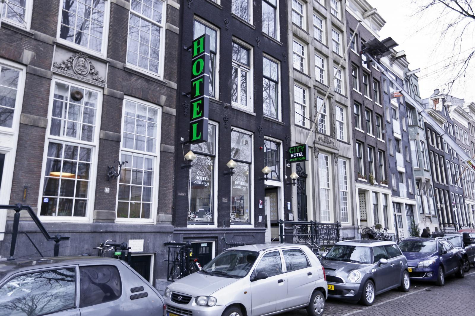Welcome City Hotel Amsterdam Amsterdam